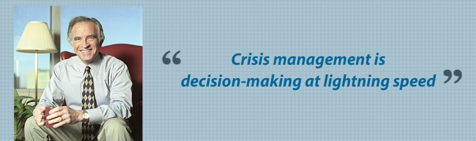Media and Crisis Management